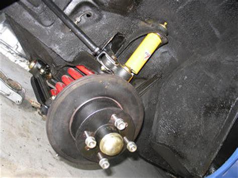 Alfa Front Suspension Rebuild  Alfa Romeo 2000 Gtv