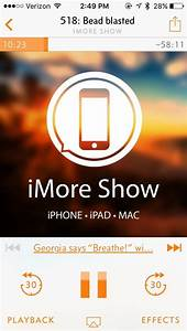 Best podcast app for iPhone | iMore