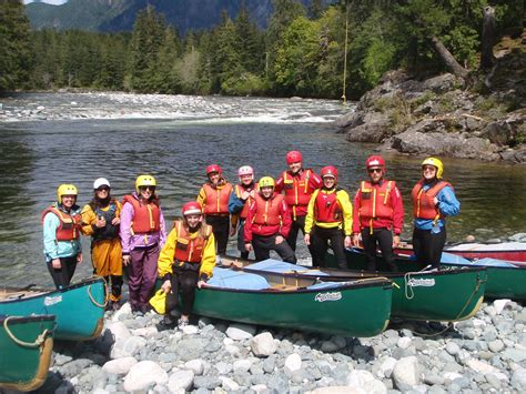 river adventure canadian outdoor leadership training