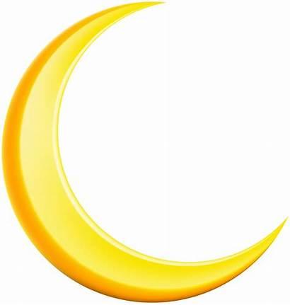Moon Clip Clipart Celestial Transparent Borders Luna