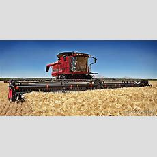What Is A Combine Harvester? (with Pictures