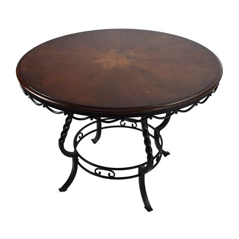 ashley furniture round table 84 off ashley furniture ashley nola round dining table