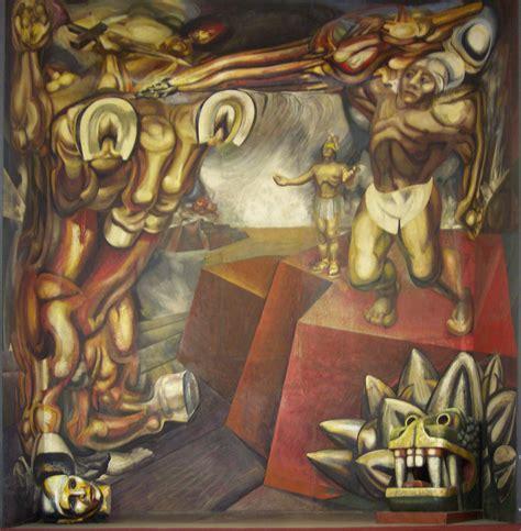 David Alfaro Siqueiros Murales by 191 En Donde Se Encuentran Los Murales De Siqueiros En Mexico