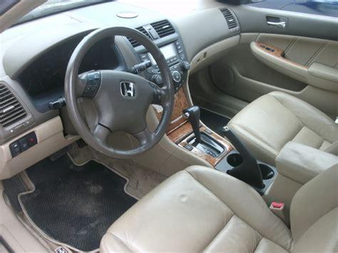 2004 Honda Accord Ex (leather Interior, Keyless Entry, 3