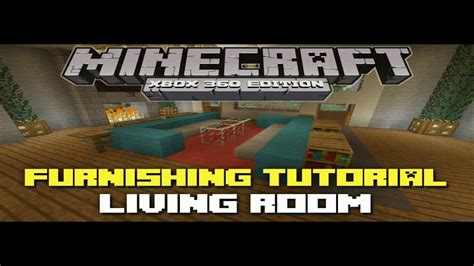 Minecraft Xbox 360 Living Room Designs by Minecraft Living Room Ideas Xbox 360