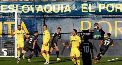 GOLES Real Madrid vs. Villarreal: resultado, resumen ...