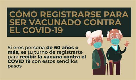 Prepara tus documentos personales para mostrar en la unidad vacunadora. Como registrarse para ser vacuna contra el COVID-19 | Instituto de Seguridad Social para las ...