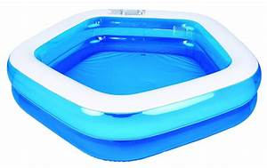 Giant Inflatable Family and Kids Pentagon Pool only $27.95 ...