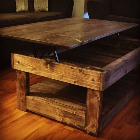 40 Best Hinged Top Coffee Tables  Coffee Table Ideas