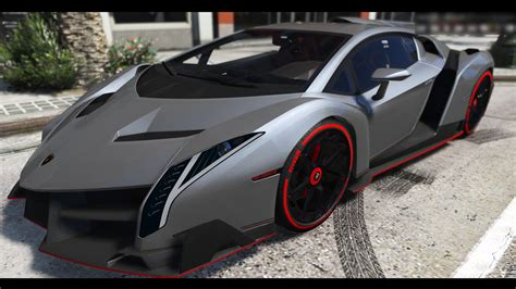 2018 Lamborghini Veneno Hq Add On Dials Gta5 Modscom