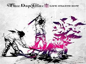 PowerPoint: Three Days Grace Album
