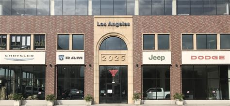 Dodge Coupons by Los Angeles Chrysler Dodge Jeep Ram Service Special
