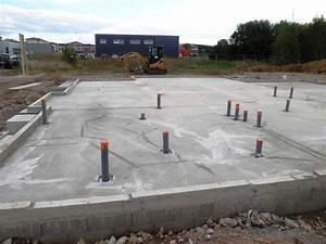 Dalle Beton Maison : fondation beton maison ventana blog ~ Premium-room.com Idées de Décoration