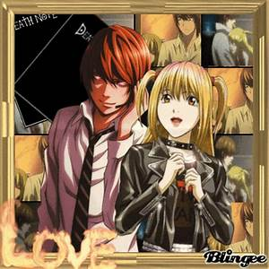 Knight Yagami x Misa Amane Picture #126285499 | Blingee.com