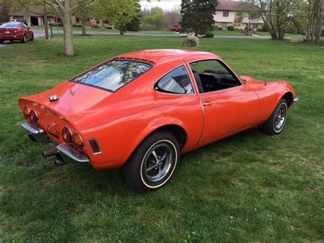 1973 Opel Gt For Sale by Brand New 1973 Opel Gt For Sale Autos Post