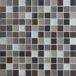 Carrelage Marron Gris by Carrelage Mosaique Gris Marron Et Noir
