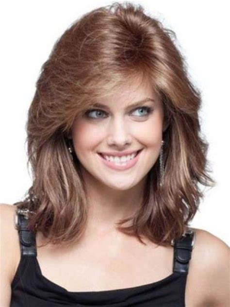 25 best feathered hair layered hairstyles feathered hairstyles and hair cut