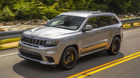 2018 jeep grand cherokee hellcat 2018 jeep grand cherokee trackhawk first drive hellcat