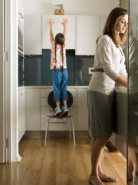 making  kitchen safer hgtv