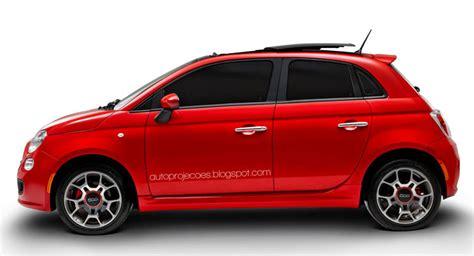 Auto 5 Porte Fiat 500 5 Porte Prime Ipotesi Su Prezzo E Data Di Uscita