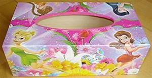 Boite A Mouchoir Original : boite mouchoirs f e clochette et ses amies mes cr ations coralie74500 photos club ~ Melissatoandfro.com Idées de Décoration