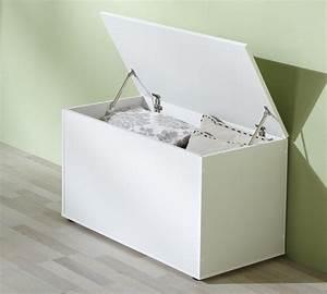 Sitztruhe Weiß Holz : sitztruhe spielzeugtruhe spielzeugkiste truhe sitzbank mod w034 buche wei eiche ebay ~ Markanthonyermac.com Haus und Dekorationen