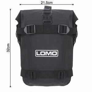 Lomo Motorbike Crash Bar Dry Bags