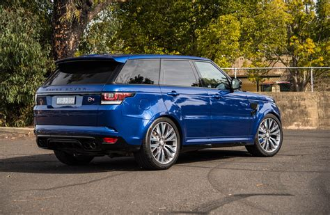 range rover svr range rover sport svr review first impressions pov