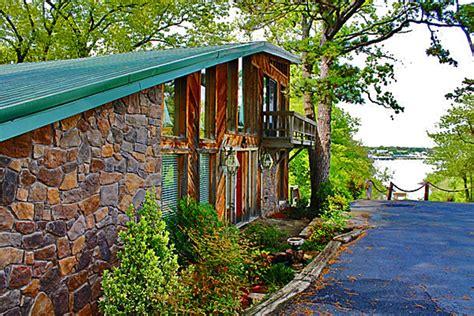 grand lake ok cabin rentals affordable luxury on grand lake sleeps 8 vrbo