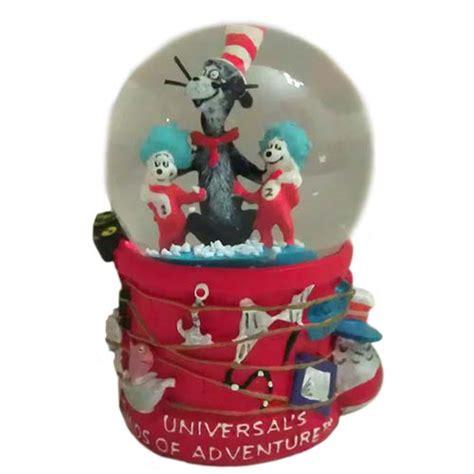 universal snow globe universal islands  adventure dr