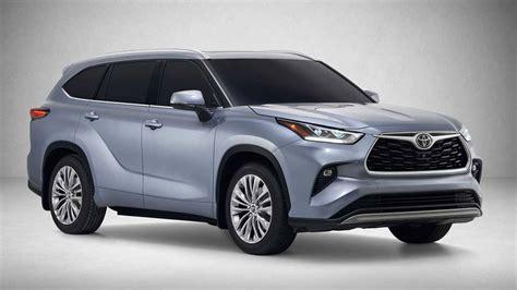 Toyota Highlander Hybrid 2020 all new 2020 toyota highlander hybrid improves fuel