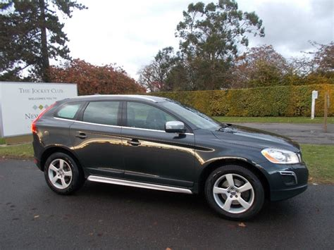 Volvo Xc60 D5 Rdesign Geartronic Awd 5dr (nav) For Sale