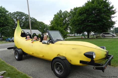 Banana Boat Ride In Houston by Banana Car Pics