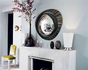 Designer Wandspiegel Groß : 25 designer wandspiegel in allen formen und f r alle einrichtungsstile ~ Orissabook.com Haus und Dekorationen