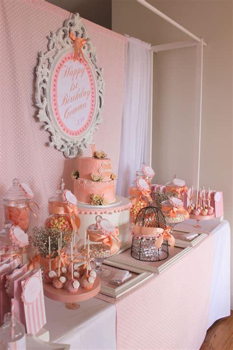 big company  blog  pink  peach vintage