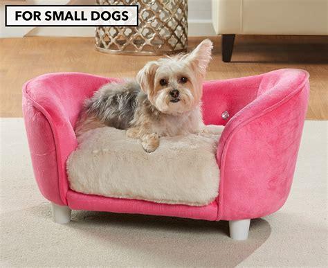 enchanted ultra plush pet snuggle bed  fur seat  small