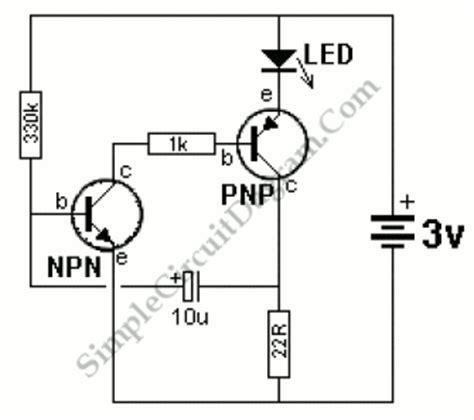 Transistor Tester Simple Circuit Diagram