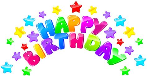 happy birthday clipart happy birthday decor with png clip image