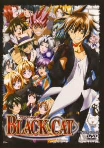 black cat anime from black cat images anime hd wallpaper and