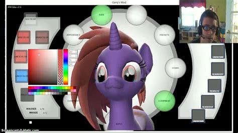 Pony Player Models