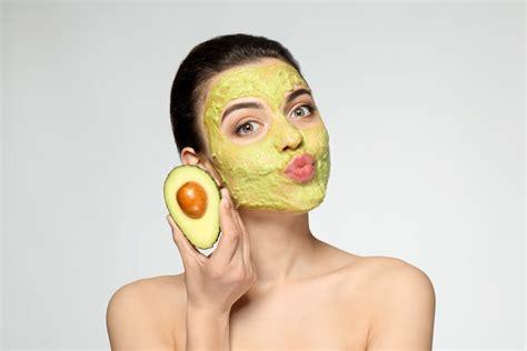 avocado face mask  natural beauty classic diy tutorial