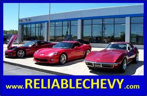 reliable chevrolet mo springfield mo  car