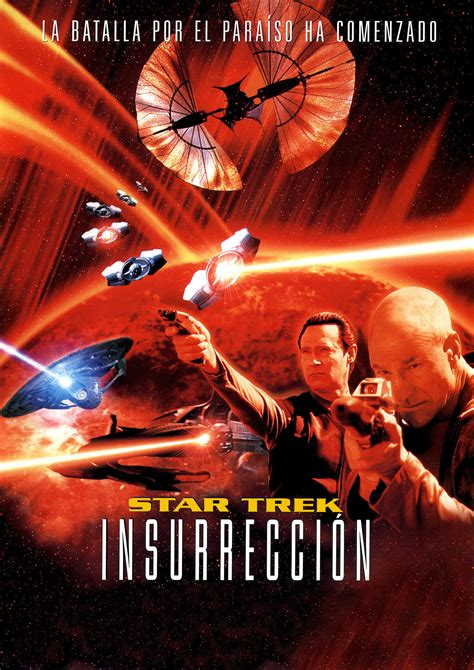 star trek movies images star trek ix insurrection poster