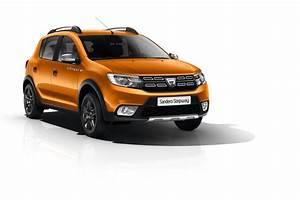 Nouvelle Dacia Sandero 2017 : gen ve 2017 nouvelle s rie sp ciale dacia explorer actu automobile ~ Gottalentnigeria.com Avis de Voitures