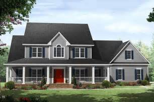 Plans For House Country Style House Plan 4 Beds 3 5 Baths 3000 Sq Ft Plan 21 323