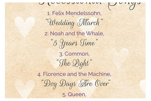 wedding vows song download