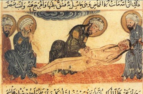 Caesarean Section In Early Islamic Literature