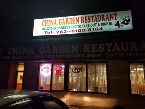 China Garden  Chinese Restaurant  722 Portage Rd In