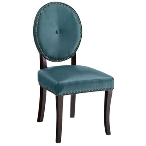 cadence dining chair teal blue pier 1 imports