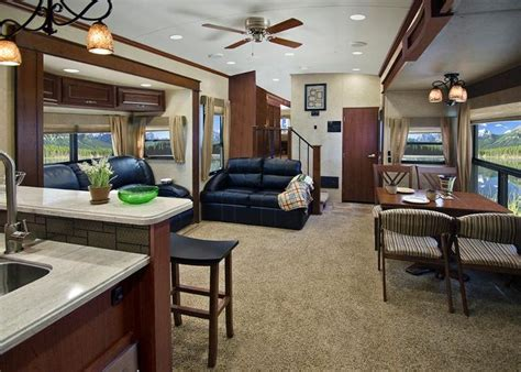 front kitchen 5th wheel 5th wheel front kitchen floor plans search rv
